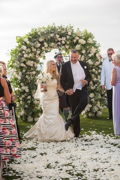 Alexandra & John: Ceremony