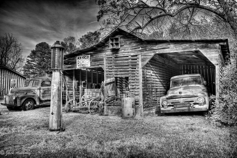 Farm Museum in Murryville, GA