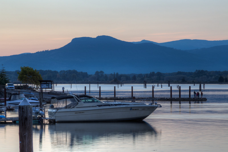 """""""<a href=""""http://toadhollowphoto.com/2014/09/23/cowichan-bay-seaside-limited-edition-print/"""">Docks At Twilight</a>"""" Limited Edition: 10 Prints"""
