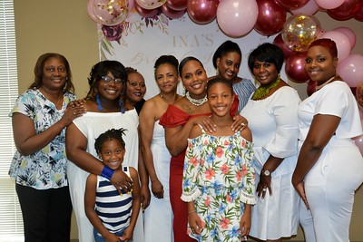 Ina's Bridal Shower Sept 14 2019