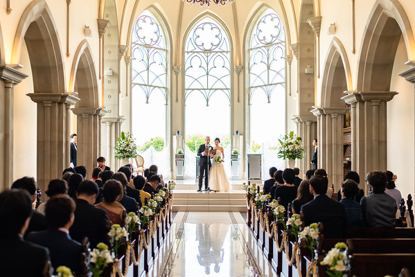 Shiho & Nico Wedding