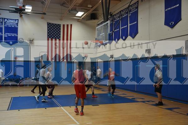 Monticello HS Basketball League