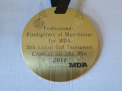 2014 Ct. Professional Firefighters Golf for MDA