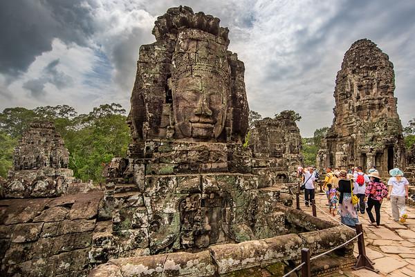 Angkor Thom, Capitol City