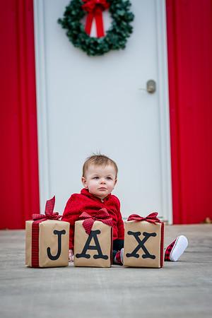 Jax Charles is ONE!