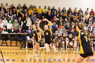 Volleyball vs Chanhassen