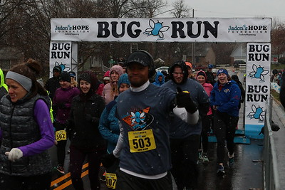 Jadon's Hope Bug Run 5K 10K 2019