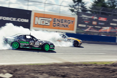 Formula Drift Seattle 2012