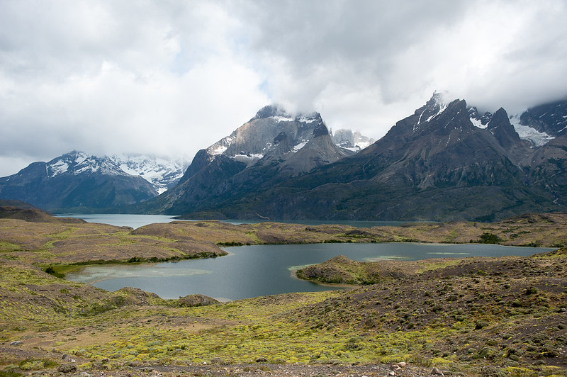 Patagonia - David Mejias '98
