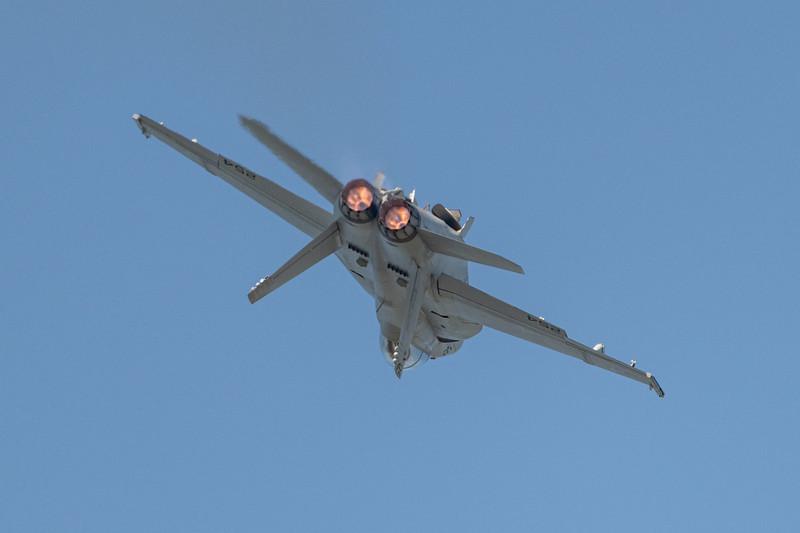 Super Hornet Tactical Demonstration