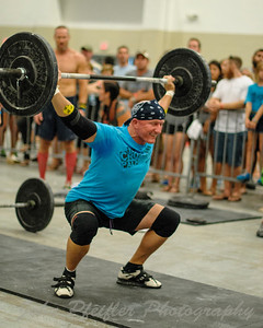 CFPB Clash of the Fittest WOD3