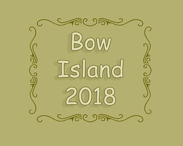 Bow Island 2018