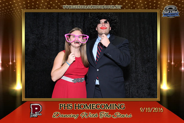 PHS Homecoming Photo Booth 2016