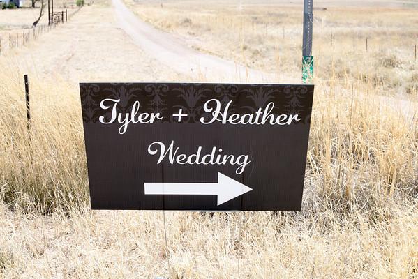 Heather and Tyler's Wedding