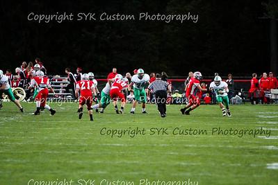 WBHS Football at Minerva