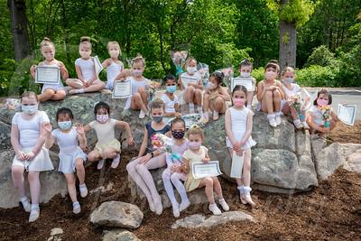 Little dancers graduation 2021