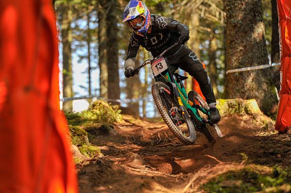 20180828 La Bresse WorldCup Downhill