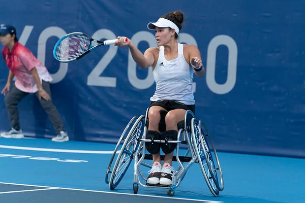 8-30-2021 Women's Singles - Khanthasit vs. Mathewson