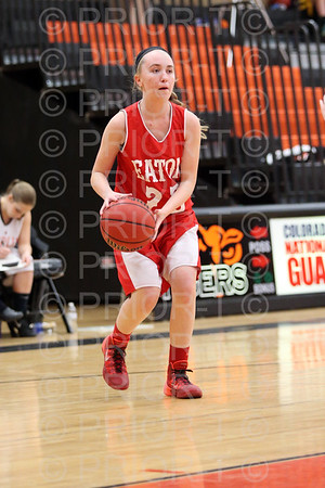 1/20/2015 Eaton C Team Girls Basketball vs Sterling