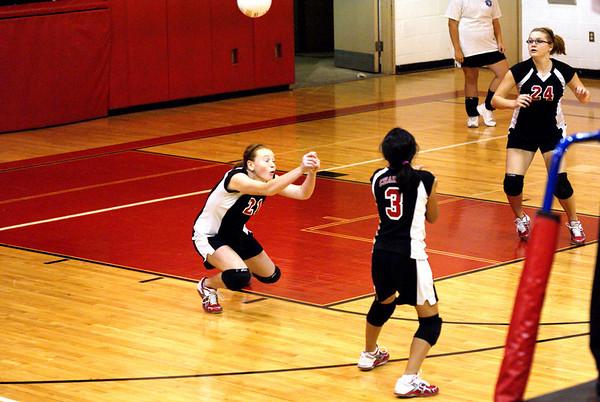 10-14-2009 vs Lakeside