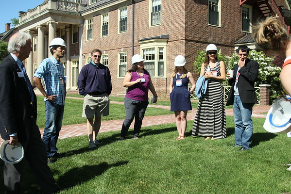 Guided Tour of Cutler Hall