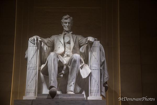 Washing DC monuments