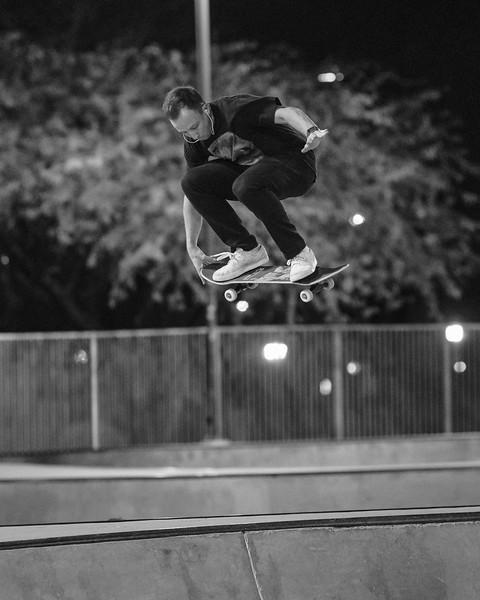 3/1/2019 Union Hills Skatepark ©Keith Bielat