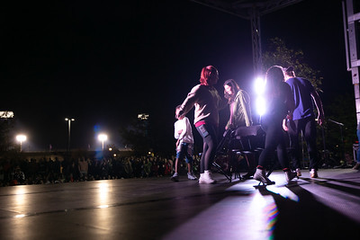2018 Lip Sync, Pep Rally, Bonfire and Fireworks