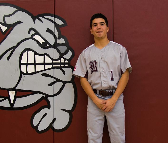 Reagan High Baseball 2015