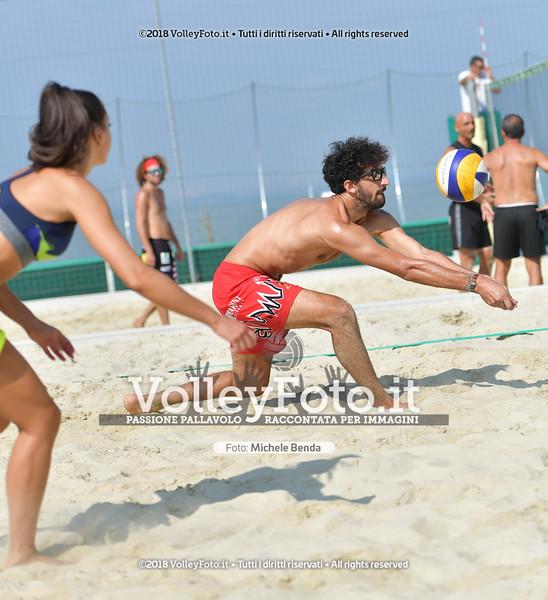 presso Zocco Beach PERUGIA , 25 agosto 2018 - Foto di Michele Benda per VolleyFoto [Riferimento file: 2018-08-25/ND5_8458]