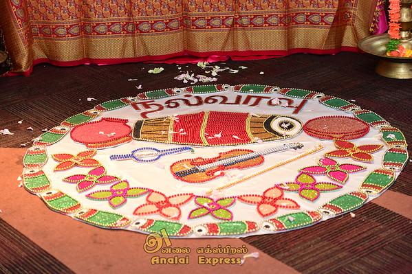 Mirudanga Seshthiram Proudly Presents The Mirudanga Arangetram of Ajevan Balaratnam