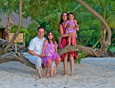 Brenda Bown Family in Punta de Mita, Nayarit Mexico by Andres Barria Photography