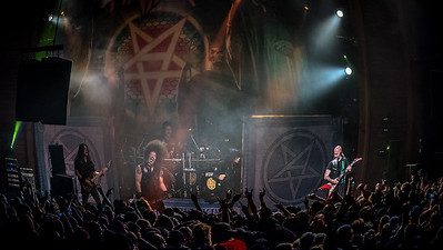 Anthrax 2016