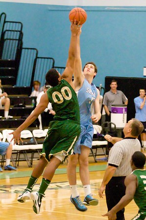 Ponte Vedra Boys Basketball ' vs St Joes 1-19-12