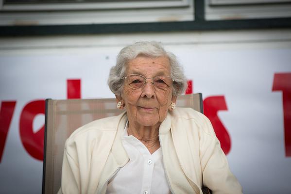 Gustafson 100th Birthday