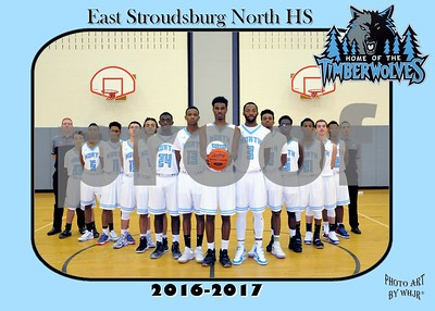 2016-2017 Boys Basketball