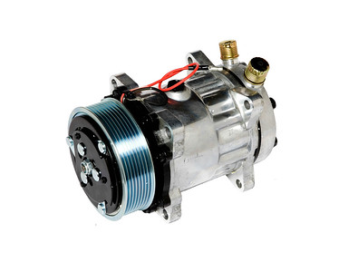 CASE FIAT FORD NEW HOLLAND AIR COMPRESSOR 82016158