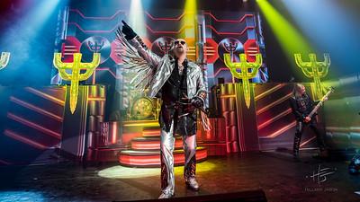 Judas Priest, Saxon, Black Star Riders