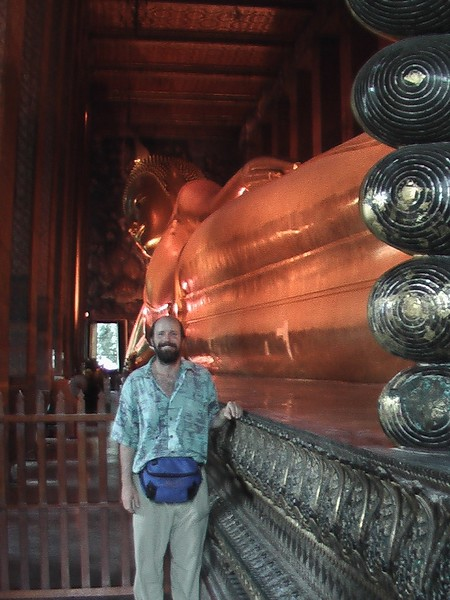 Wat Po - The Reclining Buddha (November 27, 2004)
