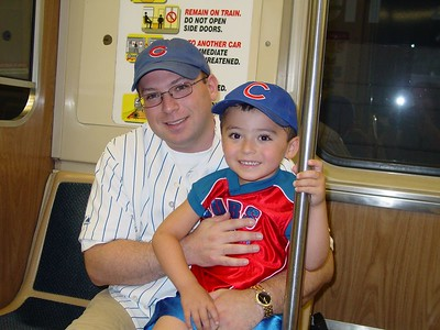 Cubs Outing 2005