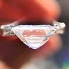 2.02ct Vintage Asscher Cut Diamond GIA E VVS2 11