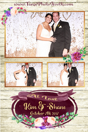 Kim & Shane Wedding - 2017