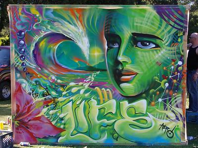 estrias graffiti battle '08