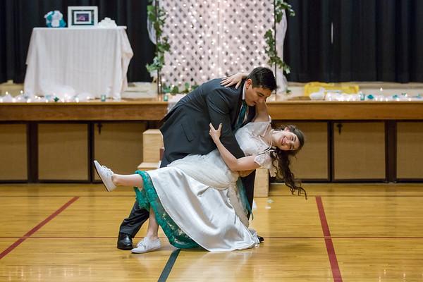Iwassa, Jaden and Keturah Wedding 4.6.2018