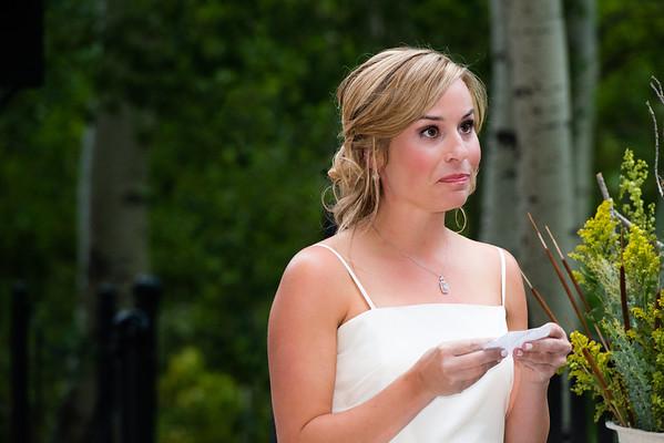 Wedding at Snowbird Resort