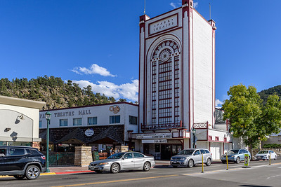 "Blog: Jules' Gems ""The Historic Park Theatre"" January 2020"