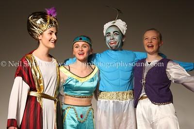 'Aladdin' - Linda Virgoe Dance Studios