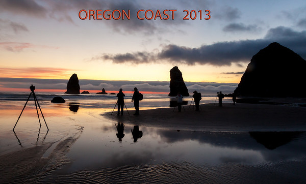 OREGON COAST - 2013