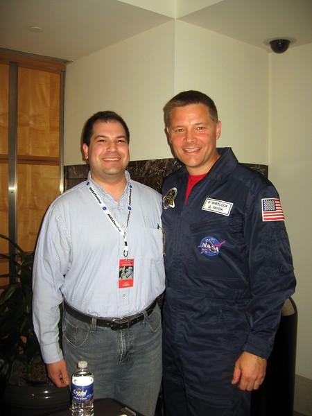 Craig with Douglas Wheelock