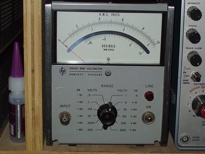 HP-3400A